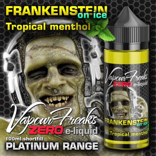 Frankenstein on Ice by Vapour Freaks