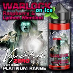 warlock on ice by vapour freaks