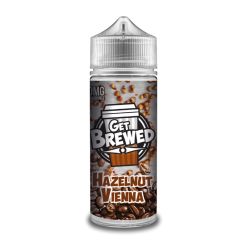 Hazelnut Vienna By Get Brewed by Moreish Puff