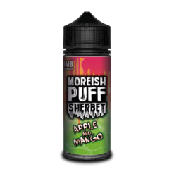 Apple & Mango Sherbet by Moreish Puff