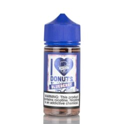I Love Donuts Blueberry by Mad Hatter Juice