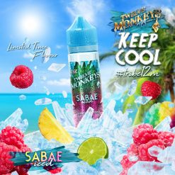 sabae Ice Age Mix – Twelve Monkeys Vapor