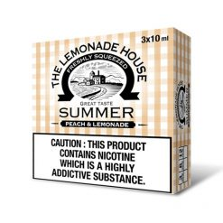 Summer E-Liquid - The Lemonade House