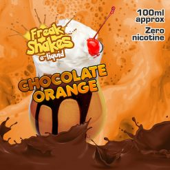 Chocolate Orange by Freak Shakes
