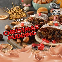 Christmas Pudding by Freak Shakes