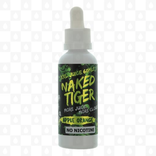 Apple Orange by Naked Tiger E-Liquid