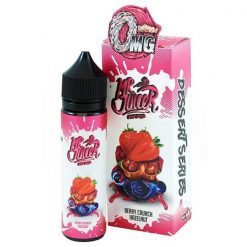 Berry Crunch Hazelnut by Mr Juicer