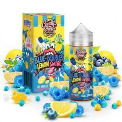 Blue-Berries Lemon Swirl by Candy Shop
