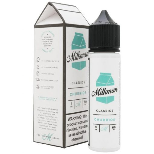 Churrios eLiquid – The Milkman