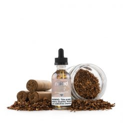 Cuban Blend Tobacco Eliquid by Naked 100