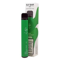 Kiwi passion fruit and guava by elf bar disposable