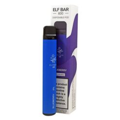 blueberry by elf bar disposable
