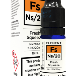 Fresh Squeeze – Element Nic Salts