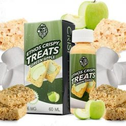 Green Apple Crispy Treats – Ethos Vapors
