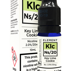 Key Lime Cookie – Element Nic Salts