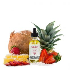 Lava Flow Original Fruit Eliquid by Naked 100