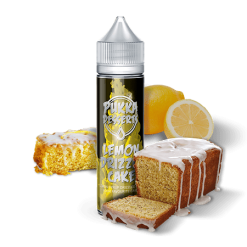 Lemon Drizzle Cake by Pukka Juice