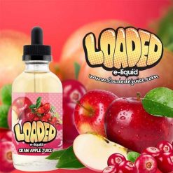 Loaded eLiquid Cran-Apple