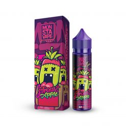 strawz apple by monsta vape