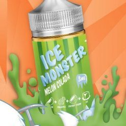 Ice Monster Melon Colada – Jam Monster