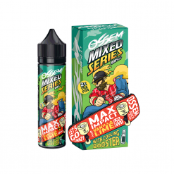 Max Impact 50ml Shortfill – Ossem Juice