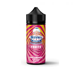 Nannas secrets fruits pink lemonade