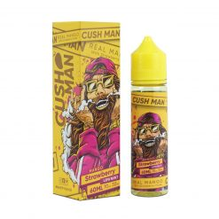 Mango Strawberry Cush Man – Nasty Juice