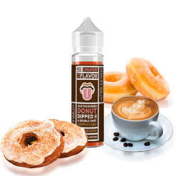 The Creator of Flavour Donut Cappaccino by Charlies Chalk Dust