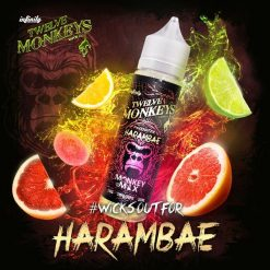Harambae by Twelve Monkeys Vapor Co