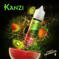Twelve Monkeys Vapor – Kanzi