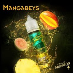Mangabeys by Twelve Monkeys Vapor Co