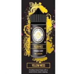 Yellow Mess – Buddha Vapes