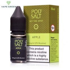 Apple by Pod Salts