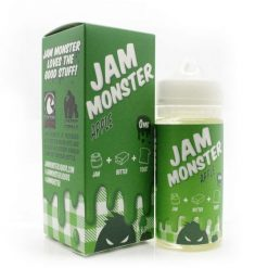 Jam monster apple flavour