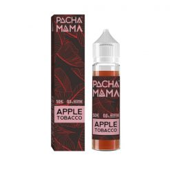Apple Tobacco by Pacha Mama Charlies Chalk Dust