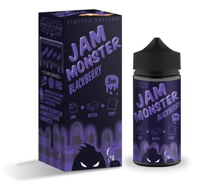 jam monster blackberry jam