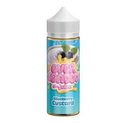 Blueberry Custard by Overloaded eliquid