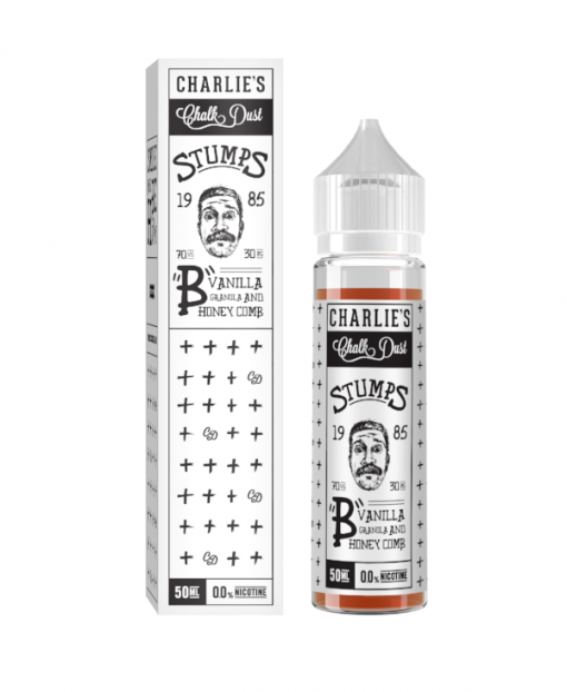 B Stumps by Charlies Chalk Dust
