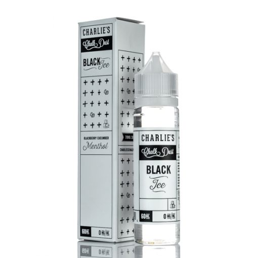 Black Ice by Charlies Chalk Dust