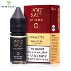 Cigarette by Pod Salts