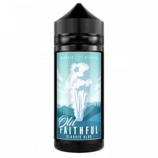 Classic Blue by Old Faithful (The Yorkshire Vaper)