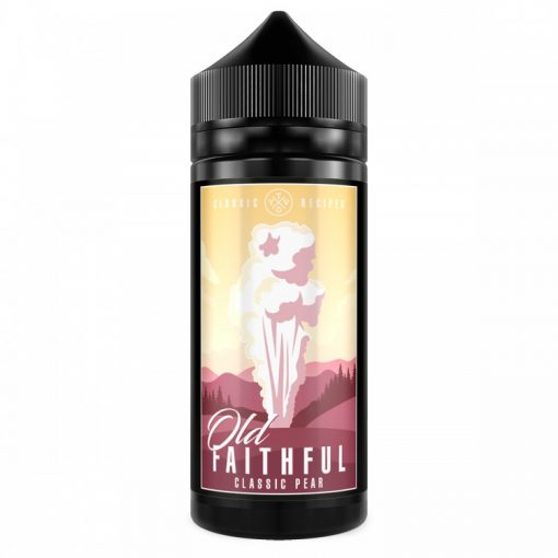 Classic Pear - Old Faithful (The Yorkshire Vaper)