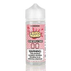 Cran-Apple by Loaded eLiquid