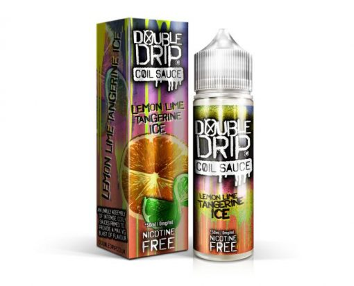 Lemon Lime Tangarine Ice by Double Drip Coil Sauce