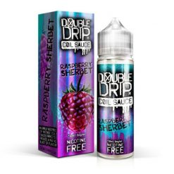 Raspberry Sherbet by Double Drip Coil Sauce