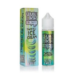 Twisted Ice Cream by Double Drip Coil Sauce