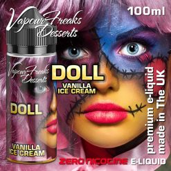 Doll by Vapour Freaks Dessert CBD