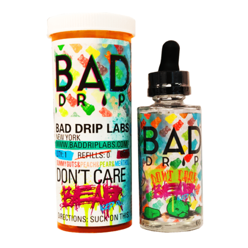 Dont Care Bear Iced Out by Bad Drip Labs