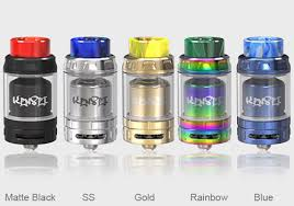 Kensei RTA By Vandy Vape - Gold Colour Only Left In Stock
