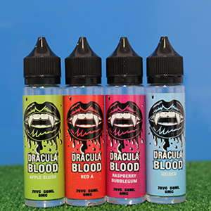 Grape Menthol by dracula blood